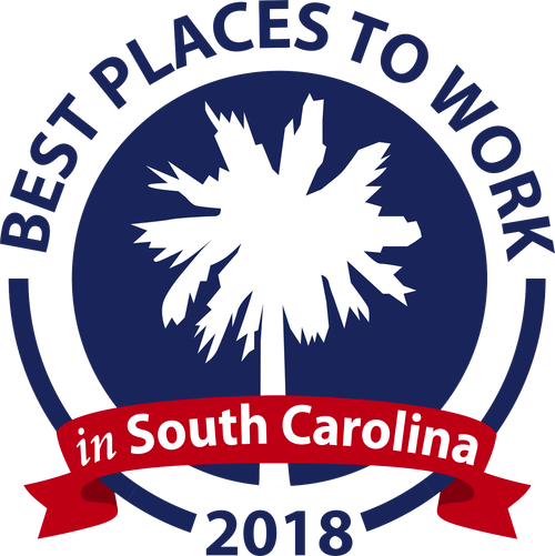 Best Places to Work in SC 2018 Logo
