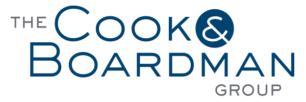 cook and boardman logo